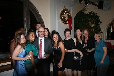 NYU Holiday Party 2009
