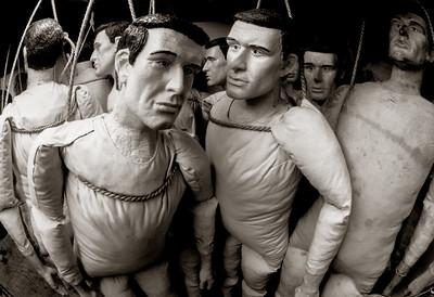 EERIE Indiana Mannequins
