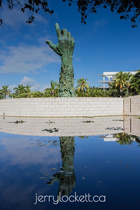 Holocaust Memorial, Miami Beach