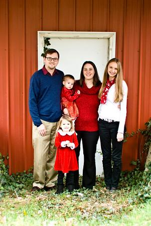 Holt Family 2016