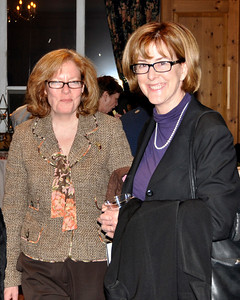 Suzzana Jones, Head of School; and RuthAnne Breedlove Stabler