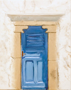 1 - Allie Witt-Mykonos Door_AS