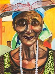 7 - Maggie Davis_haitian lady