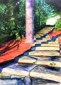 14 - Maggie Davis_arrowhead stairs_AS
