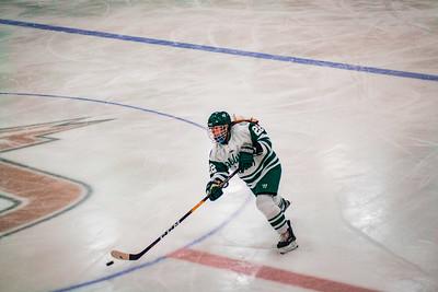 Holy Family Girls Varsity Hockey vs. Orono  Dec 18, 2018: Olivia Paidosh '23 (22)