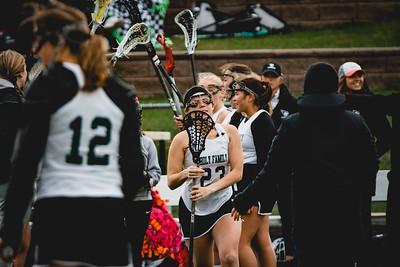 Holy Family Varsity Girls Lacrosse vs. Blake 5/9/19: Celia Kreykes (23) '20