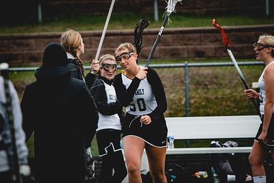 Holy Family Varsity Girls Lacrosse vs. Blake 5/9/19: Alex Pellicci (50) '21