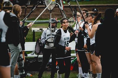 Holy Family Varsity Girls Lacrosse vs. Blake 5/9/19: Evelyn Miller (16) '22