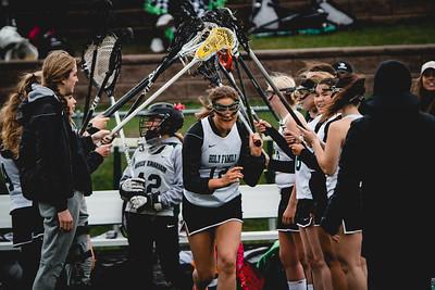 Holy Family Varsity Girls Lacrosse vs. Blake 5/9/19: Sydney Linn (12) '21