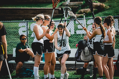 Holy Family Varsity Girls Lacrosse vs. Orono 5/15/19: Salome Greene (36) '19