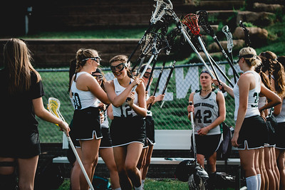 Holy Family Varsity Girls Lacrosse vs. Orono 5/15/19: Sydney Linn (12) '21