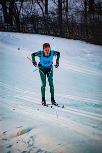 Holy Family Classic Nordic @ Theodore Wirth Park Jan 3, 2019: Tyler Franck '20