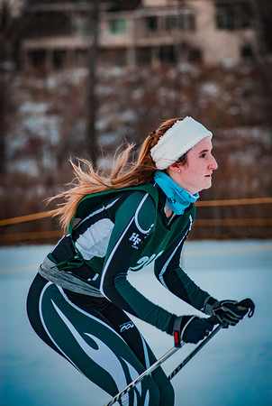 Holy Family Classic Nordic @ Theodore Wirth Park Jan 3, 2019: Ella Haley '20
