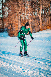 Holy Family Classic Nordic @ Theodore Wirth Park Jan 3, 2019: Salome Greene '19