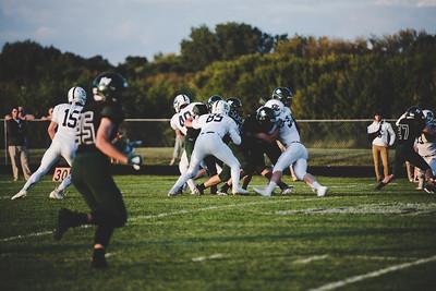 Holy Family Varsity Football vs. Dassel-Cokato, 9/6/19