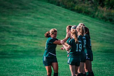 Holy Family Girls Varsity Soccer vs. DeLaSalle, 8/22/19: Janielle Stanoch '23 (21)