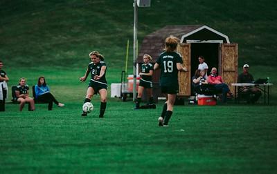 Holy Family Girls Varsity Soccer vs. Glencoe-Silver Lake, 9/24/19: Janielle Stanoch '23 (21)