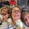 Kathy Herron - We got Mass tickets!!