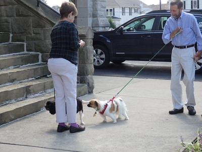 2016 Annual Pet Blessing