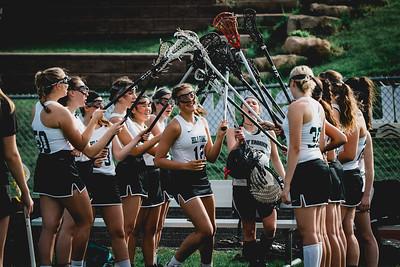 Holy Family Varsity Girls Lacrosse vs. Orono 5/15/19: Sydney Linn (12) '21