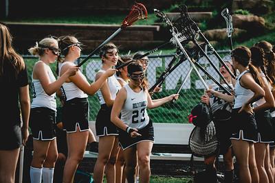 Holy Family Varsity Girls Lacrosse vs. Orono 5/15/19: Celia Kreykes (23) '20