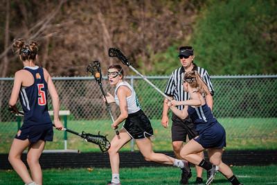 Holy Family Varsity Girls Lacrosse vs. Orono 5/15/19: \gl49
