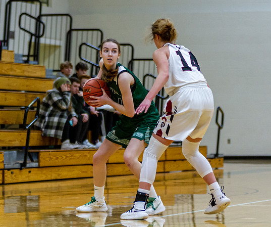 Holy Family Varsity Girls Basketball vs. New Prague, 1/24/20: \gbb1\