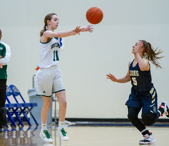 Holy Family's Captain Abbey Fink '20 (11) vs. Providence Academy  at Section 5AA Semifinal - Collin Nawrocki/The Phoenix