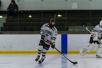 Holy Family Boys Junior Varsity Hockey vs. Cloquet - Collin Nawrocki/The Phoenix