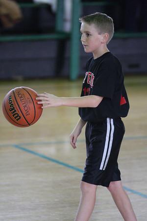 Holy Family Hawks 4th Grade Basketball