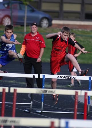 Holy Family Hawks Track & Field 2012