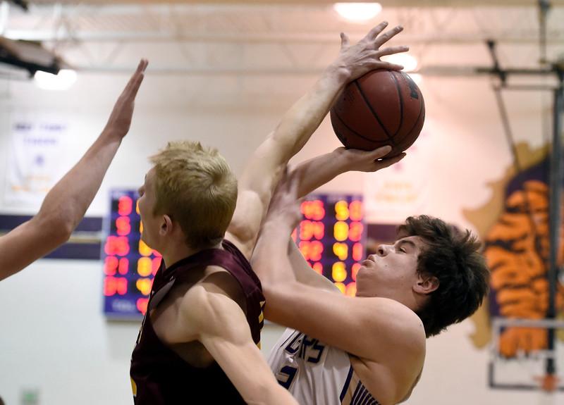 Holy Family vs Golden Boys Hoops