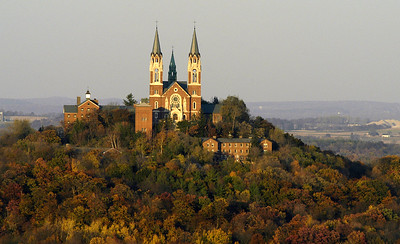 Holy Hill Fall 2003