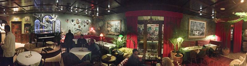 Banksy's cafe..