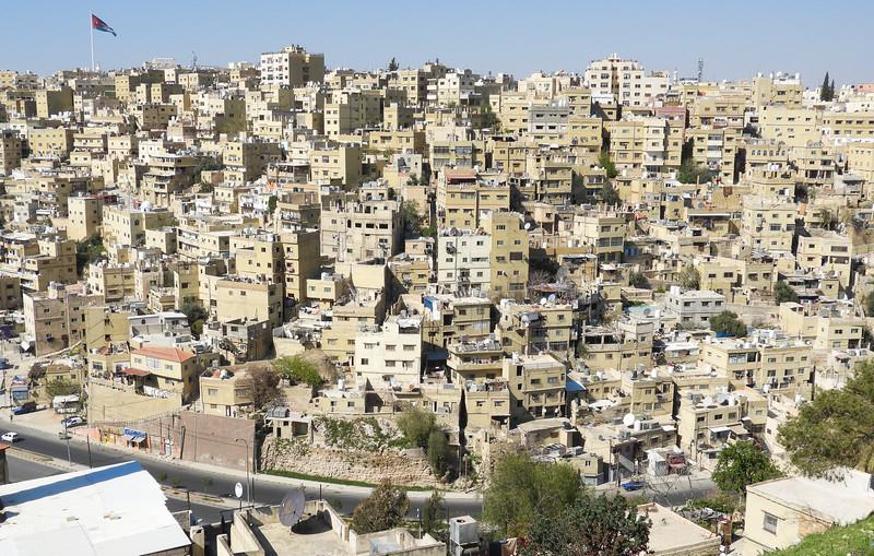 Cityscape, Amman, Jordan