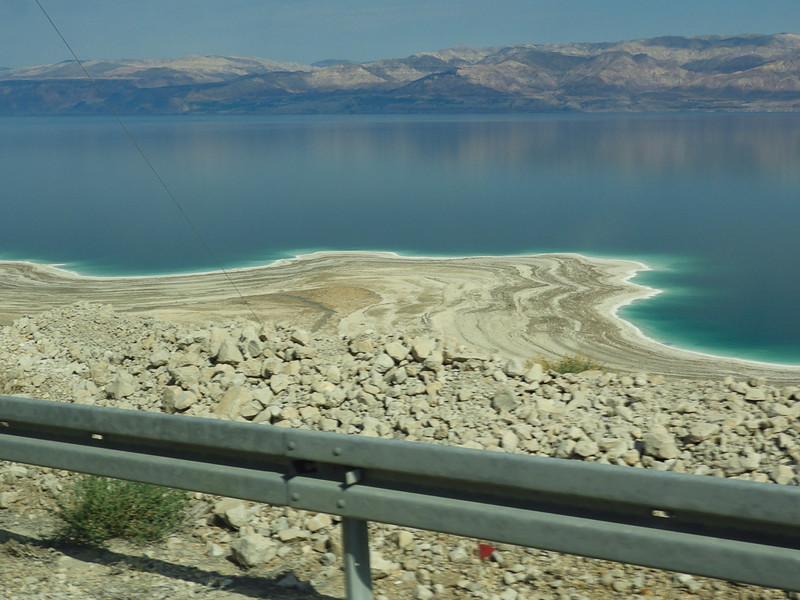 Across the Dead Sea