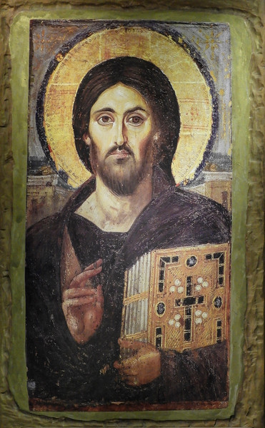 Jesus as a Semite, the way he likely looked.