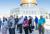 Jerusalem - Temple Mount Upper Platform, Dome of the Rock