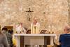 al-Eizariya (Biblical Bethany) - Mass at Church of St. Lazarus