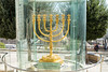 Jerusalem - The Golden Menorah at the Temple Institute