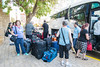 Seasons Hotel, Netanya - Loading bus for Day 3