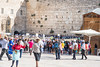 Jerusalem - The Wesern Wall Plaza (Wailing Wall)
