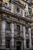 Rome9317<br /> Architecture - This building is adjacent to the Fontana de Trevi.