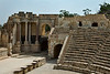 BeitShean8531<br /> The ruins of the Decapolis Capital, Beit Shean proved to be a large Roman city with theater, markets, temples, public baths and toilets, dwellings and cemetery, as well as ruins from surrounding villages.
