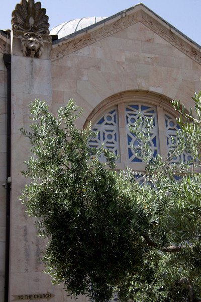 MtOlives9071<br /> The Church of all Nations at the Garden of Gethsemane