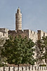 Jerusalem8903 <br /> The Tower of David, near the Joppa Gate