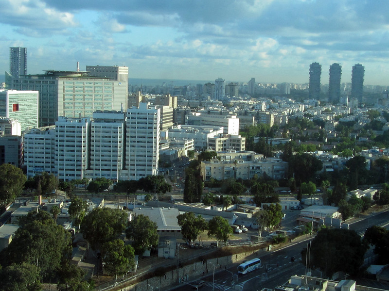 TelAviv1490  <br /> Many new modern buildings have popped up since 2010!  This is taken from our hotel, the Crown Plaza.