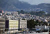 Messina9643<br /> Our first port is Sicily, Messina, Italy, located on a triangular island at the tip of Italy's 'boot' shape. It is a densely populated and rugged volcanic island with a height nearly the same as our Sandia's.