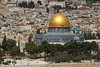 The beautiful Dome of the Rock, on theTemple Mount