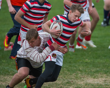 Holy Spirit Rugby Pics (Vs. Queen Elizabeth)